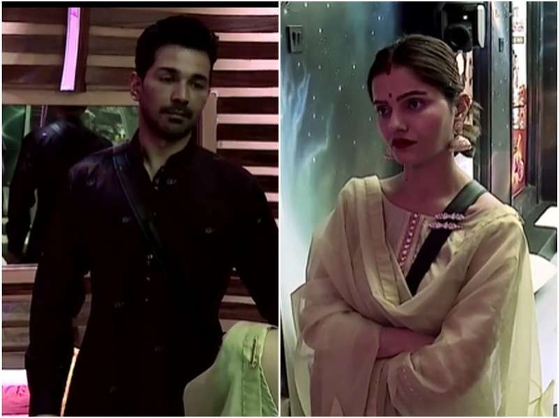 BB14: Abhinav tries to stop Rubina from participating in the captaincy task