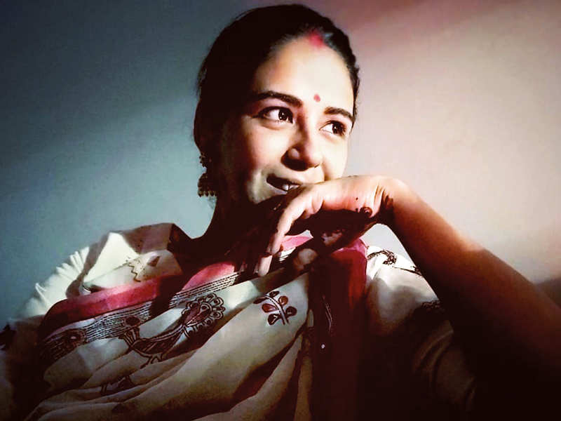 """Mona Singh says she's """"loving each and every moment of her married life"""" (BCCL)"""