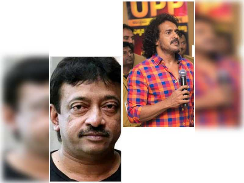 Ram Gopal Varma is all praise for Upendra's political party