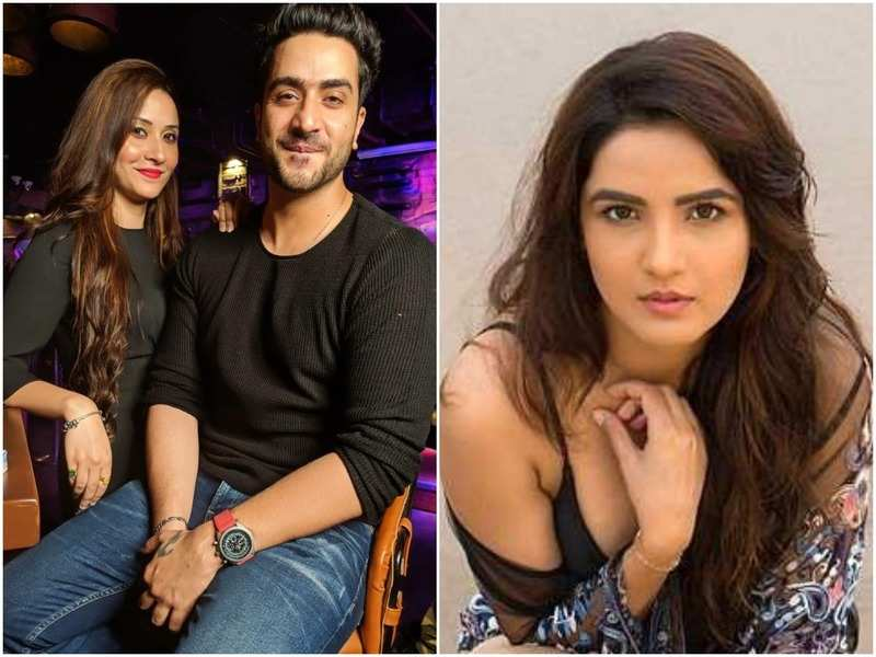 <p>Ilham and Aly Goni and Jasmin Bhasin<br></p>