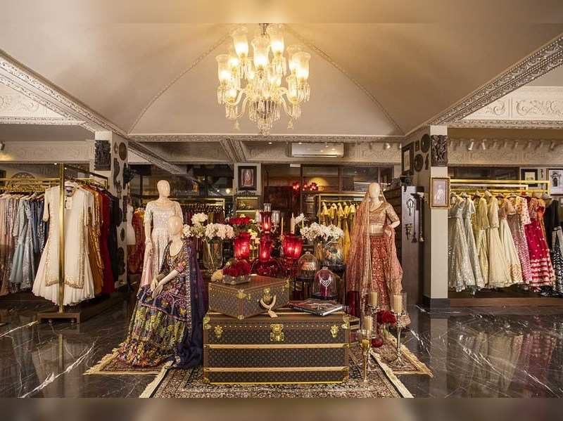 How to shop luxury in India