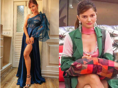 BB 14: Rubina's cute and colourful looks