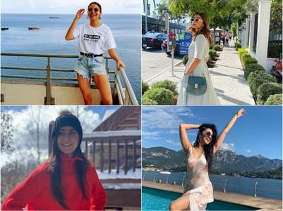 B-town divas TOP 10 vacation styles