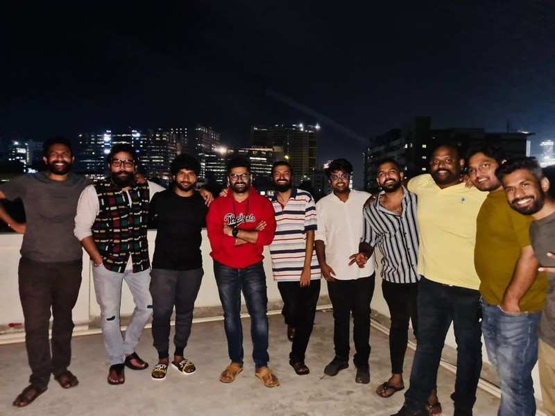 Tollywood's young directors get together for a party on International Men's Day