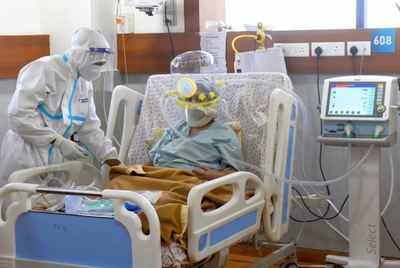 Covid-19: Delhi gets another 205 ICU beds | India News - Times of India