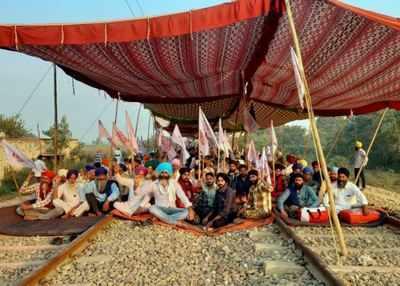 Rail roko triggers urea shortage in Punjab   India News - Times of India
