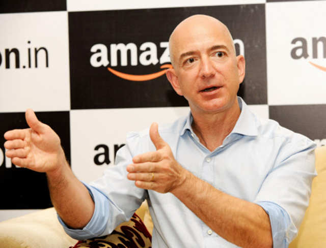 Amazon CEO Jeff Bezos on the 'meaning' of failure