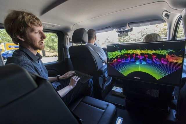 Luminar to supply lidar sensors for Mobileye's self-driving fleet