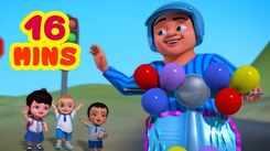 Watch Latest Children Hindi Nursery Rhyme 'Lalaji Ne Khareeda Ek Naya Scooter' for Kids - Check out Fun Kids Nursery Rhymes And Baby Songs In Hindi
