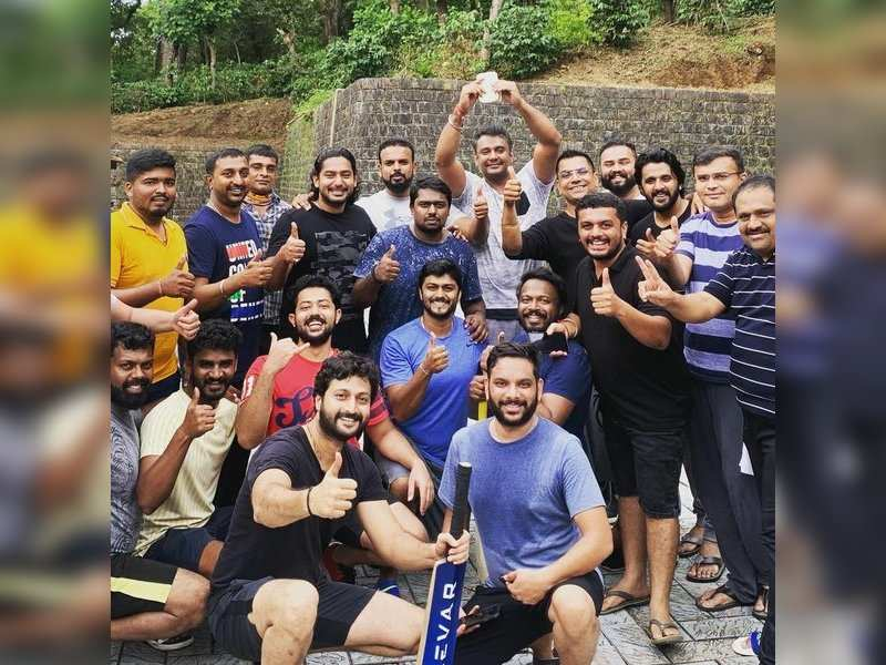Darshan Thoogudeepa organises an all-boys biking getaway