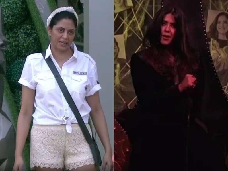BB 14: Kavita Kaushik calls Aly Goni 'small town gunda', watch