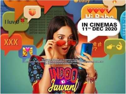 'Indoo Ki Jawani' to release in theatres