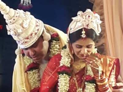 Sheetal: We danced after my wedding got over
