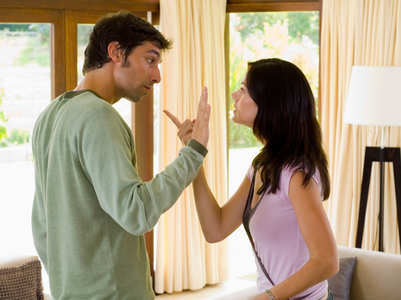 Major fights that mean you both should end the relationship