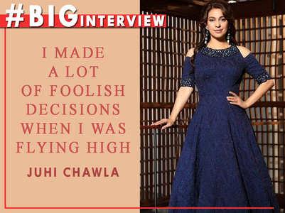 #BigInterview! Juhi: I rejected Raja Hindustani