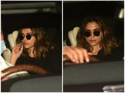 Deepika gets papped in the city: See Pics