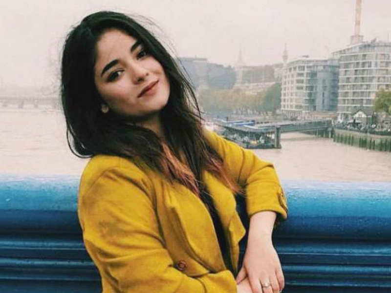 Zaira Wasim requests fan pages to remove her pictures; Says 'I am trying to start a new chapter in my life'