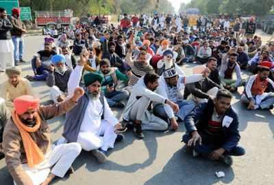 Amid Shortage of Commodities, Punjab Farmers Kill Roko Railway |  India News
