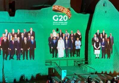 Covid crisis dominates G20 'virtual' summit - Times of India