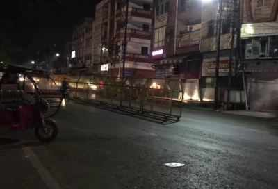 Night curfew comes into effect in 5 MP districts | India News - Times of India