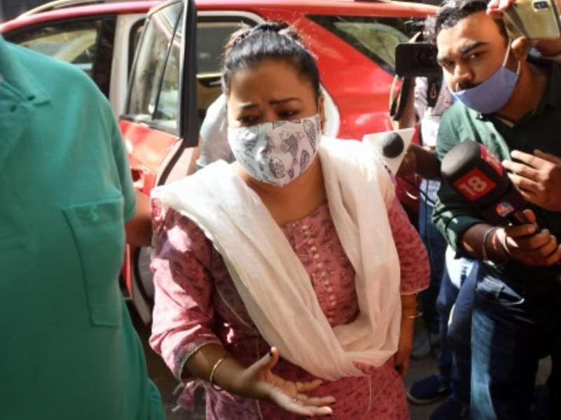 Bharti, Harsh sent to judicial custody till Dec 4