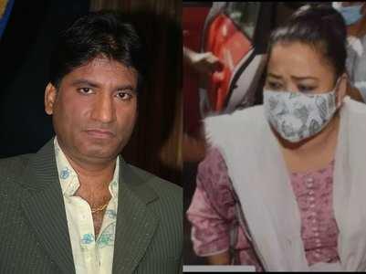 Exclusive-Raju Shrivastava on Bharti's arrest