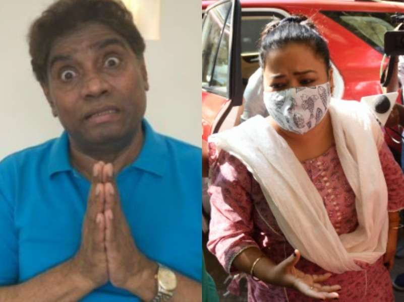 Exclusive- Johnny Lever reacts to Bharti Singh and Haarsh Limbachiyaa's arrest