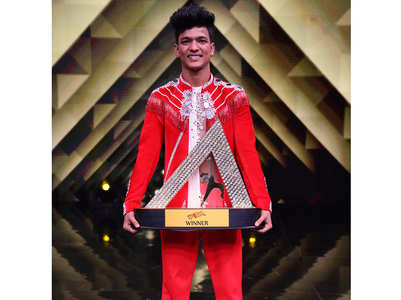 IBD winner: Wish to choreograph Hrithik