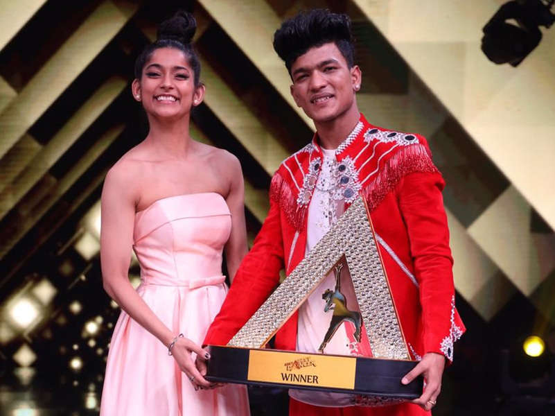 India's Best Dancer winner: Tiger Pop lifts the trophy of the first season