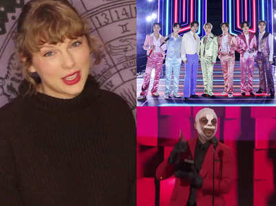 AMA 2020: Taylor Swift, BTS win big