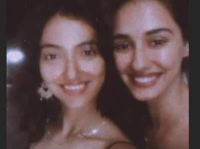 Disha's endearing b'day wish for her sister