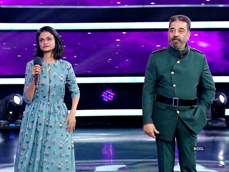 Bigg Boss Tamil 4, Day 49, November 22 highlights: From Suchitra's eviction to Kamal Haasan encouraging Som Shekar; here's a look at major events