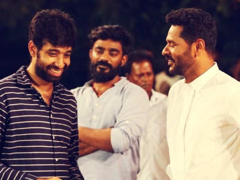 Back to back shoot for Prabhu Deva's 'Bagheera'