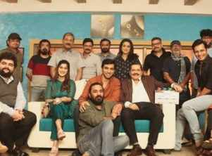 Ojas Rawal, Pratik Gandhi, and others kick start 'Vaahlam Jaao Ne' shoot