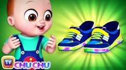 Nursery Rhymes in English: Children Video Song in English 'Baby Shoes'