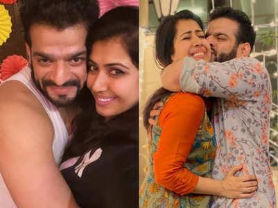 Ankita's sweetest wish for Karan on bday