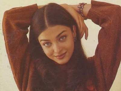 Check out this unseen pic of Aishwarya