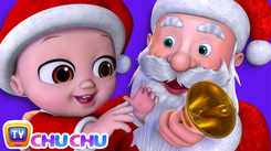 Nursery Rhymes in English: Children Video Song in English 'Jingle Bells - Spirit Of Love'