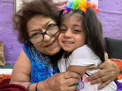 Saroj Khan's daughter Sukaina on her B'day