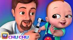 English Nursery Rhymes: Kids Video Song in English 'Doctor Checkup'
