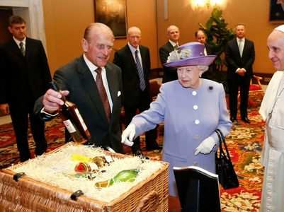 The most bizarre and unusual gifts received by Queen Elizabeth II