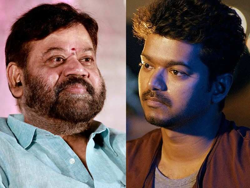 P Vasu wants Vijay to play the lead role in the remake of THIS super hit film?