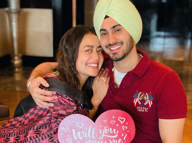 Neha Kakkar on returning to work post marriage; praises hubby Rohanpreet