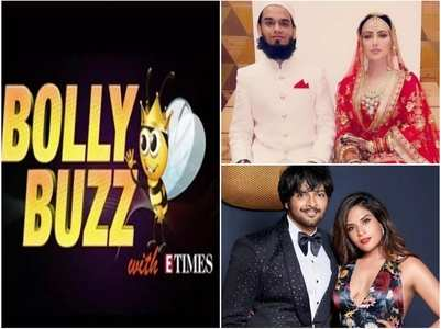 Bolly Buzz: Sana Khan announces her marriage