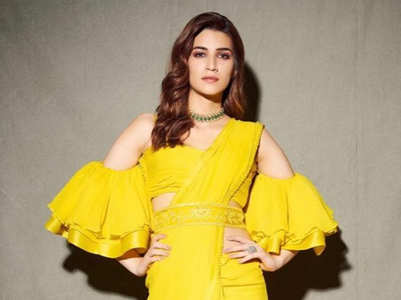 5 times Kriti Sanon experimented with her ethnic looks