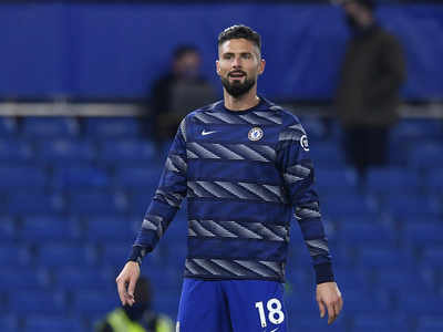 Chelsea 'willing to let Olivier Giroud leave in January'