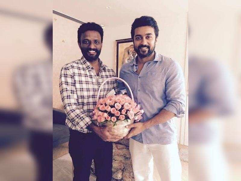 Pandiraj requests not to believe in rumours about #Suriya40