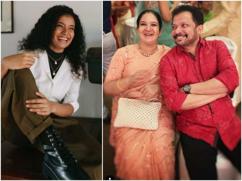 Anna Ben's sweet and funny anniversary wishes for her parents