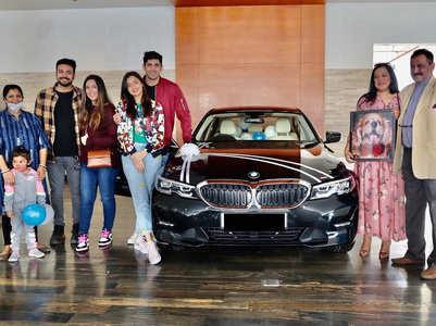 Roadies fame Varun Sood buys a luxury car