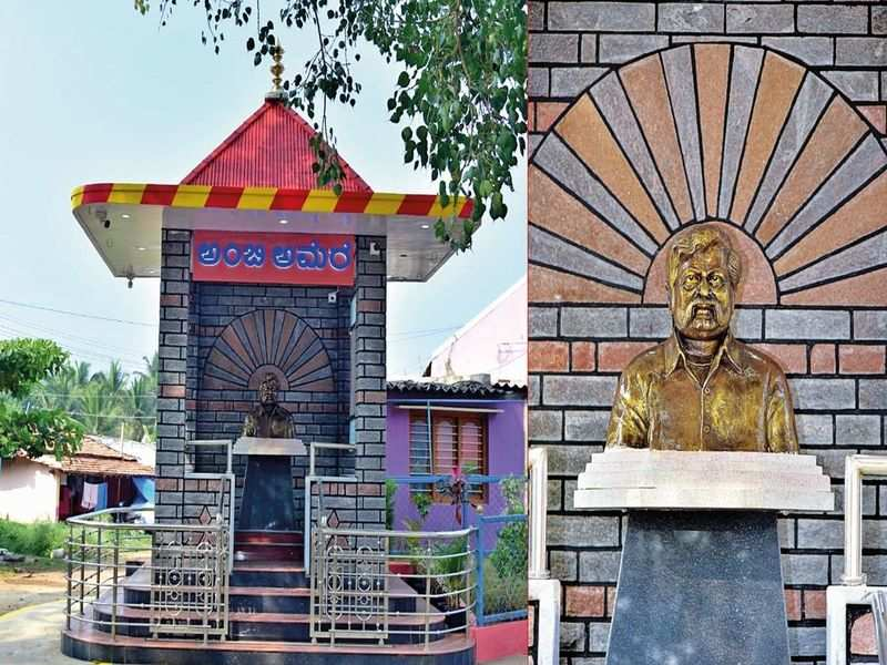 Fan-built memorial for late actor Ambareesh to be inaugurated today